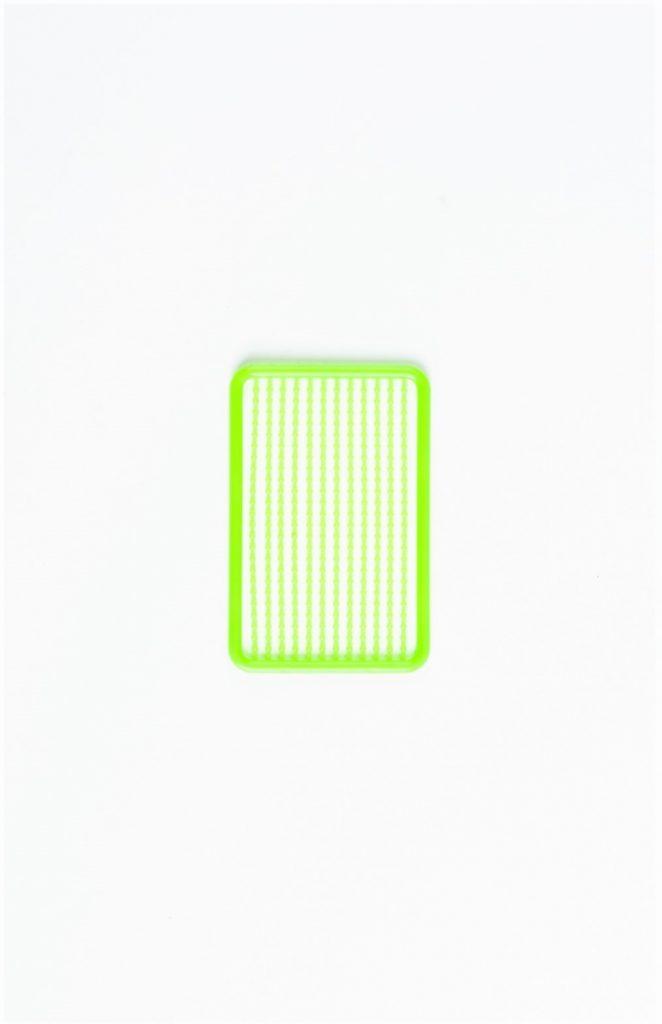 MAD CARP  Stopery do kulek. Wykonane z polipropylenu (Moplen HP 548 R). Kolor zielony. Znakomicie nadają się także do pelletu. Wymiary 68mm x 45mm.Zestaw 144 szt.