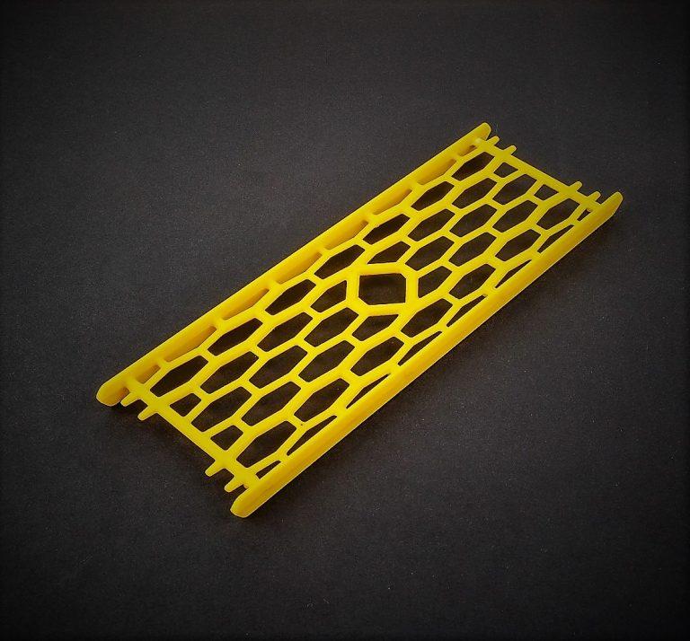 MAD CARP   Drabinka do zestawów Nr.1 Żółta