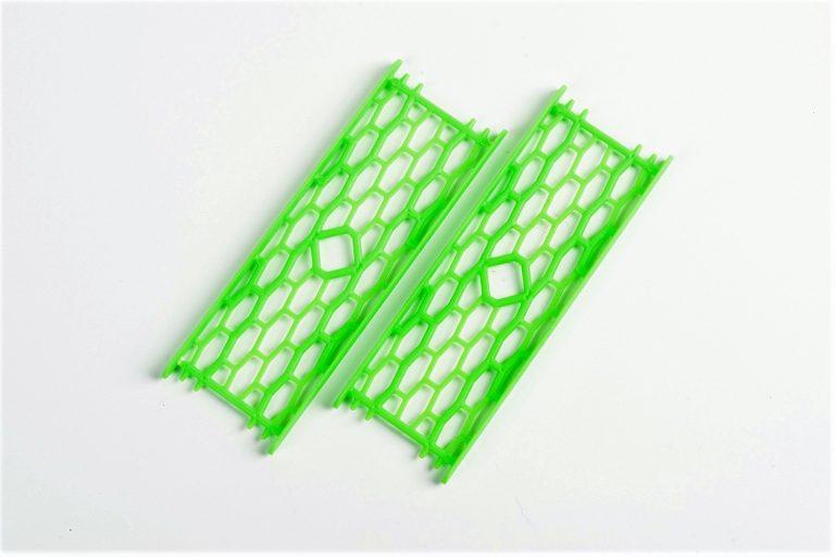 MAD CARP Drabinka do zestawów nr1 zielona. Mocna drabinka wykonana z poliestru w kolorze zielonym do przechowywania gotowych zestawów karpiowych oraz przyponów. Wymiary 15cm x 5cm.