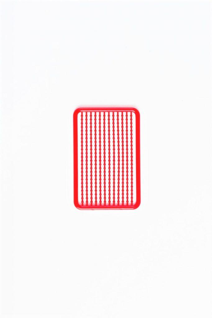 MAD CARP  Stopery do kulek. Wykonane z polipropylenu (Moplen HP 548 R). Kolor orange fluo (pomarańczowy fluorescencyjny). Znakomicie nadają się także do pelletu. Wymiary 68mm x 45mm.Zestaw 144 szt.