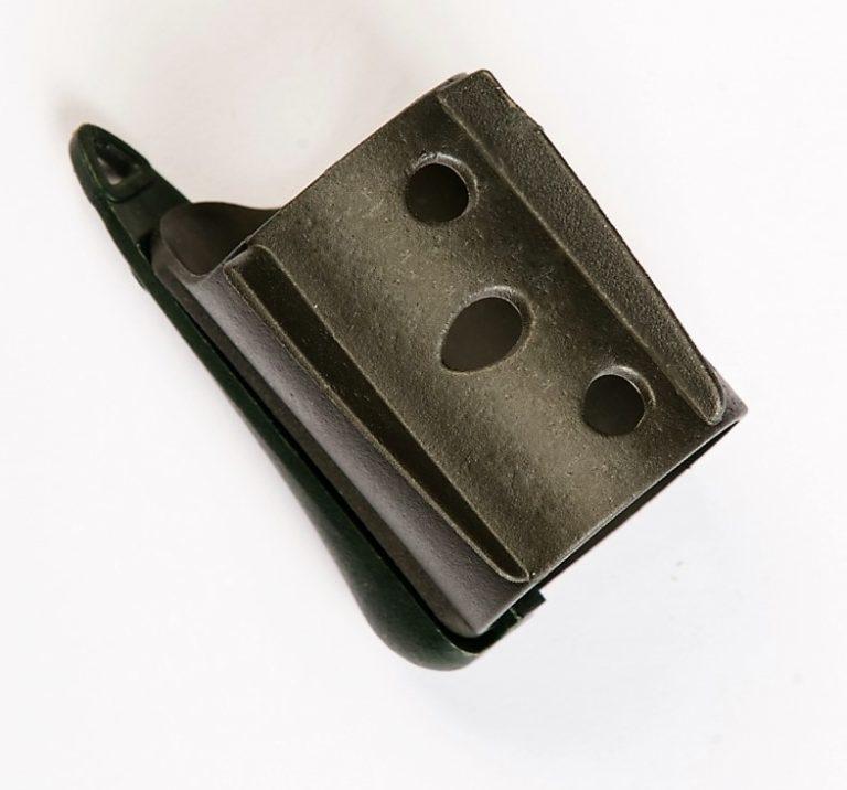 MAD CARP  Koszyk zanętowy 40X50  feeder  nr 2. Wymiary 40mm x 50mm.Koszyki wykonane są z trwałego , niepękającego plastiku , którym pokryty jest także ciężarek.  Znakomicie utrzymują zanętę , stopniowo uwalniając ją do wody. Koszyki większych rozmiarów , doskonale sprawdzą się także na rzece. Dodatkowo wyposażone są w rurkę , która zabezpiecza zestaw przed splątaniem żyłki.