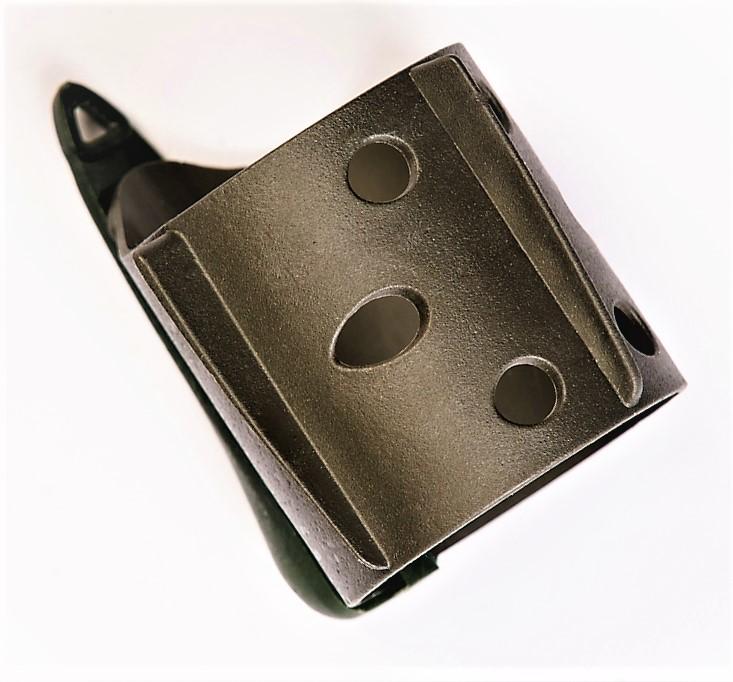 MAD CARP Koszyk zanętowy 50X50  feeder  nr 2. Wymiary 50mm x 50mm.Koszyki wykonane są z trwałego , niepękającego plastiku , którym pokryty jest także ciężarek.  Znakomicie utrzymują zanętę , stopniowo uwalniając ją do wody. Koszyki większych rozmiarów , doskonale sprawdzą się także na rzece. Dodatkowo wyposażone są w rurkę , która zabezpiecza zestaw przed splątaniem żyłki.