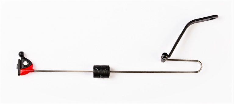MAD CARP  Sygnalizator brań z kulkami magnetycznymi. Kolor czerwony. Swinger