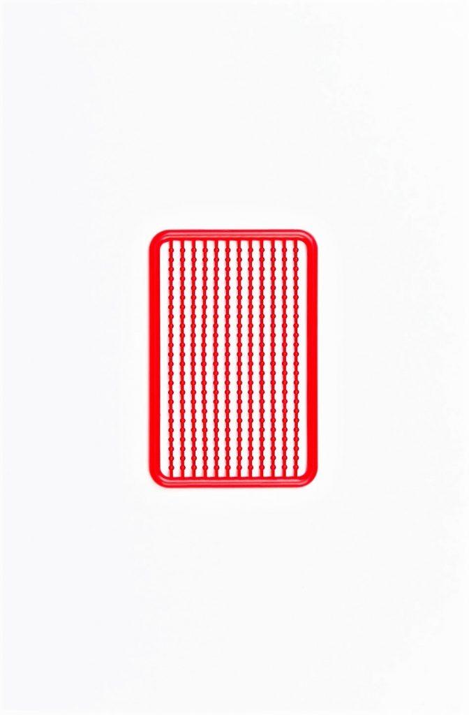 MAD CARP  Stopery do kulek. Wykonane z polipropylenu (Moplen HP 548 R).Kolor czerwony. Znakomicie nadają się także do pelletu. Wymiary 68mm x 45mm.Zestaw 144 szt.