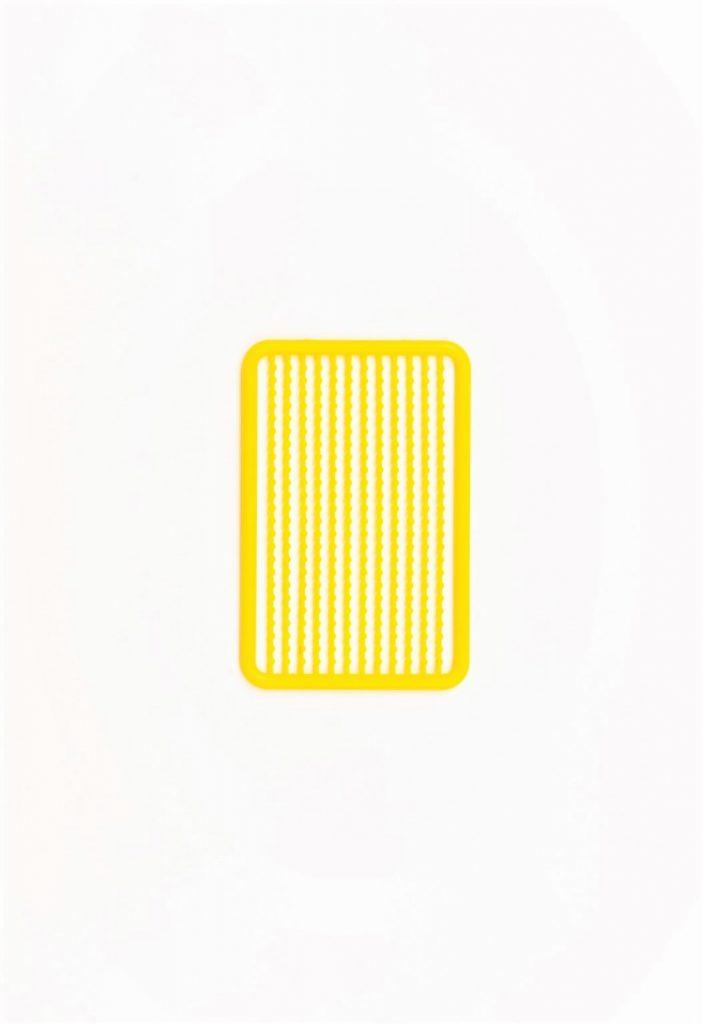 MAD CARP  Stopery do kulek proteinowych. Wykonane z polipropylenu (Moplen HP 548 R). Kolor żółty. Znakomicie nadają się także do pelletu. Wymiary 68mm x 45mm.Zestaw 144 szt.