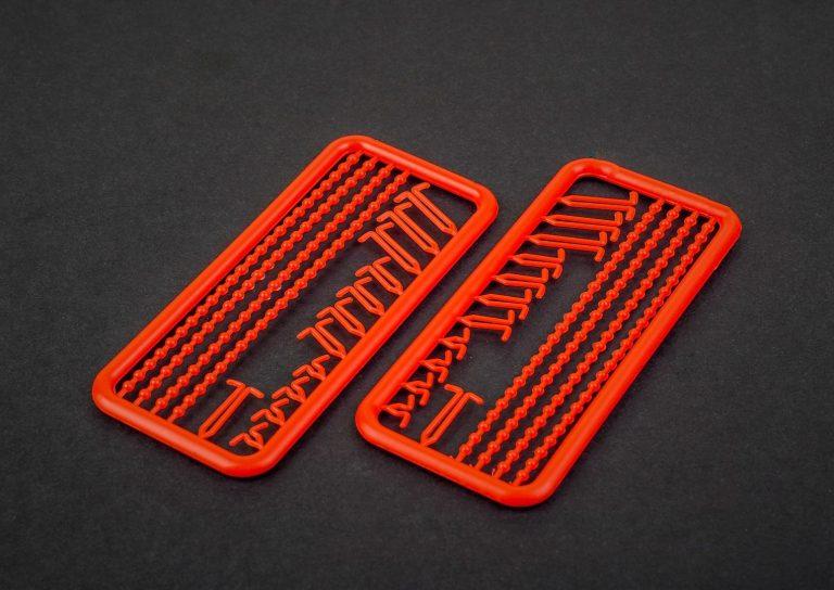 MAD CARP. Stopery do kulek MIX czerwone. Kolor czerwony. Wykonane z polipropylenu (Moplen HP 548 R).W opakowaniu 2 sztuki. Wymiary 60mm x 30mm. Różne – najbardziej popularne kształty stoperków.
