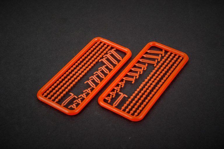 MAD CARP. Stopery do kulek MIX orange FLUO. Kolor pomarańczowy fluorescencyjny. Wykonane z polipropylenu (Moplen HP 548 R).W opakowaniu 2 sztuki. Wymiary 60mm x 30mm. Różne – najbardziej popularne kształty stoperków.