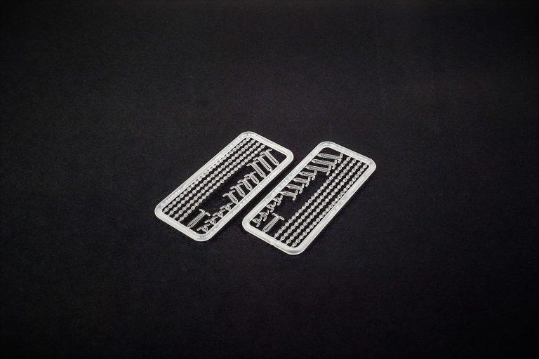 MAD CARP. Stopery do kulek MIX. Wykonane z polipropylenu (Moplen HP 548 R) w kolorze bezbarwnym .W opakowaniu 2 sztuki. Wymiary 60mm x 30mm. Różne – najbardziek popularne kształty stoperków.