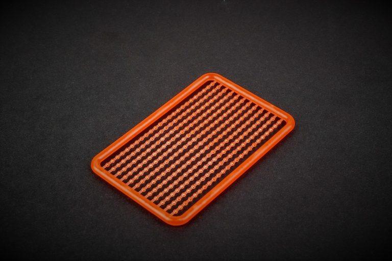 MAD CARP  Stopery do kulek orange fluo