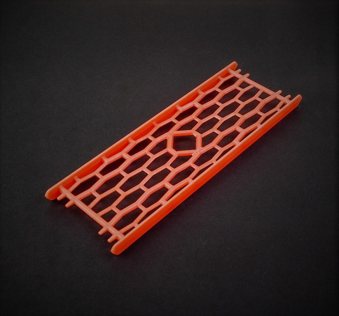 MAD CARP  Drabinka do zestawów nr1 orange fluo.