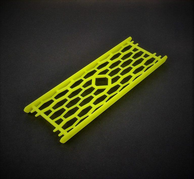 MAD CARP  Drabinka do zestawów nr1 żółta fluo.