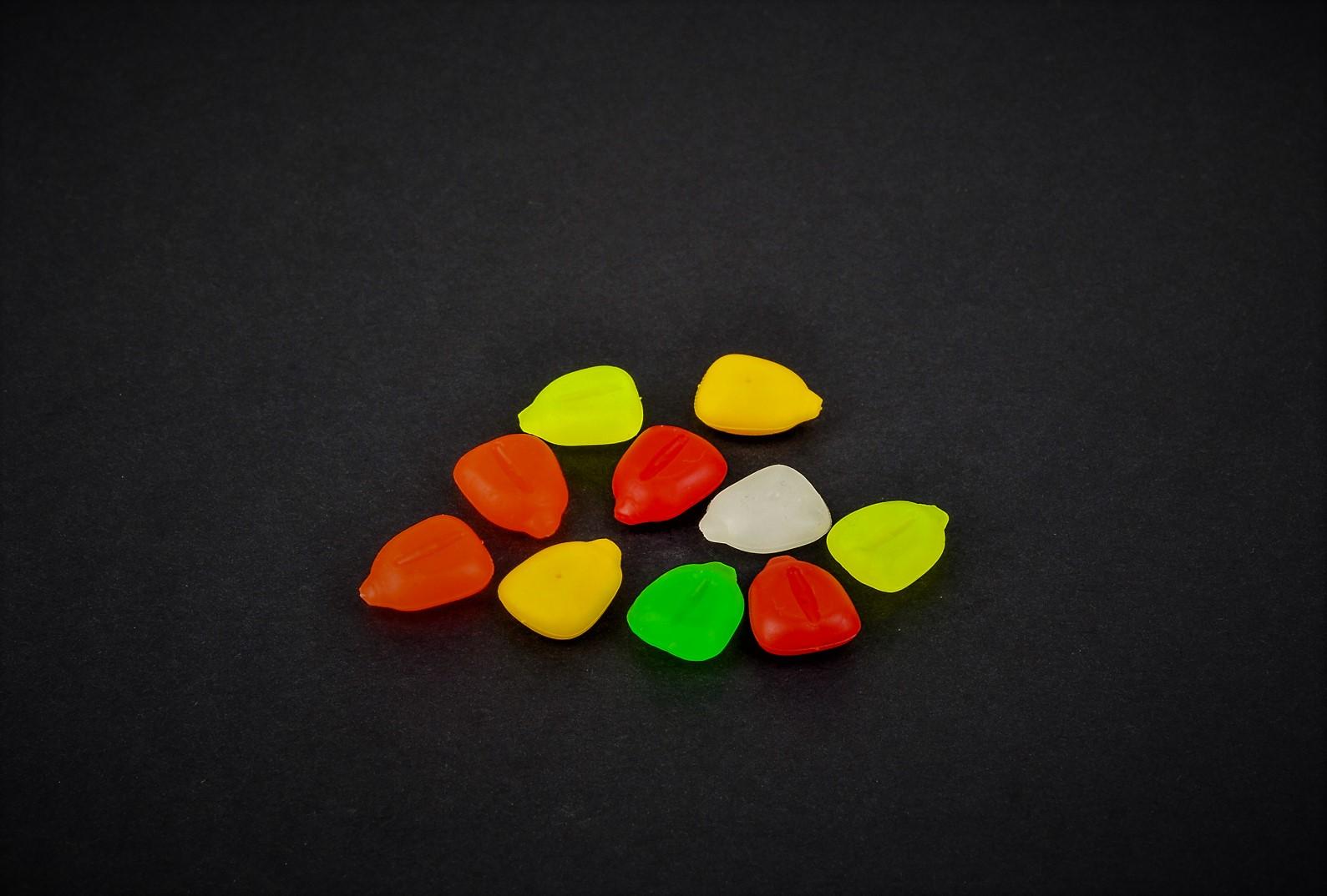 MAD CARP  Sztuczna Kukurydza Pływająca MIX. Mix kolorów.