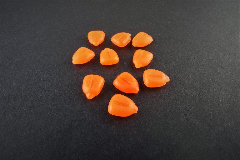 MAD CARP  Sztuczna Kukurydza Pływająca Orange FLUO.