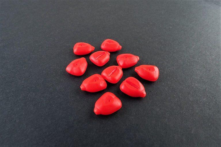 MAD CARP  Sztuczna Kukurydza Pływająca Czerwona