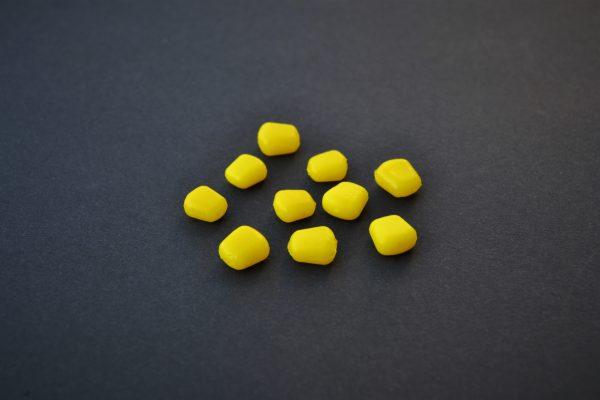 MAD CARP  Sztuczna Kukurydza Pływająca MINI Premium Żółta