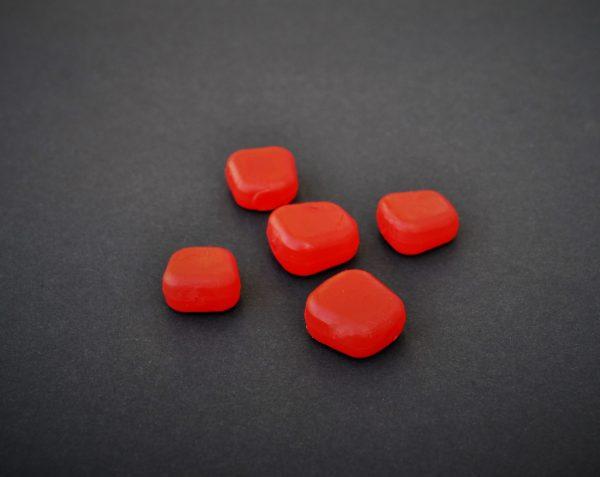 MAD CARP  Sztuczna Kukurydza Pływająca MAXI Premium Czerwona